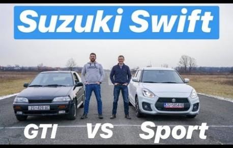 Koji je brži? ⚔ Swift GTI vs novi Swift Sport